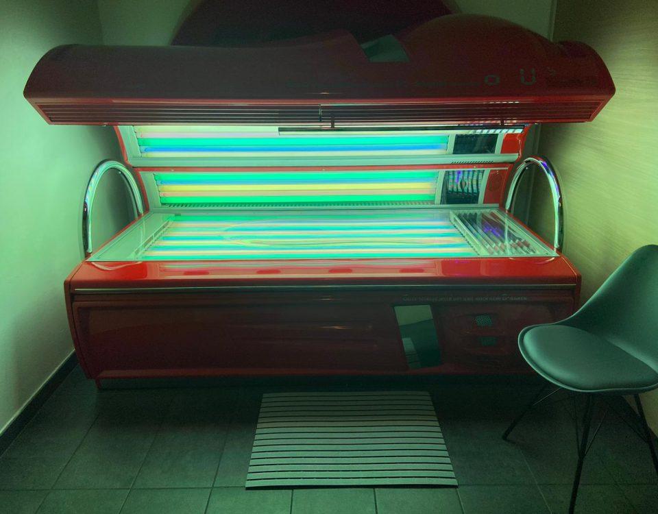 Studio Sunlight Solarium LUXURA 620SLi