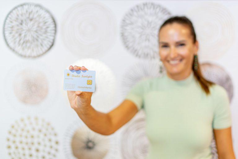 Regelmäßig bräunen muss nicht teuer sind - Nutze die Studio Sunlight Feldkirchen Vorteilskarte